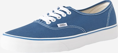 VANS Sneaker 'Authentic' in navy / weiß, Produktansicht