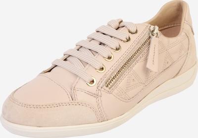 GEOX Sneaker 'D MYRIA' in sand, Produktansicht