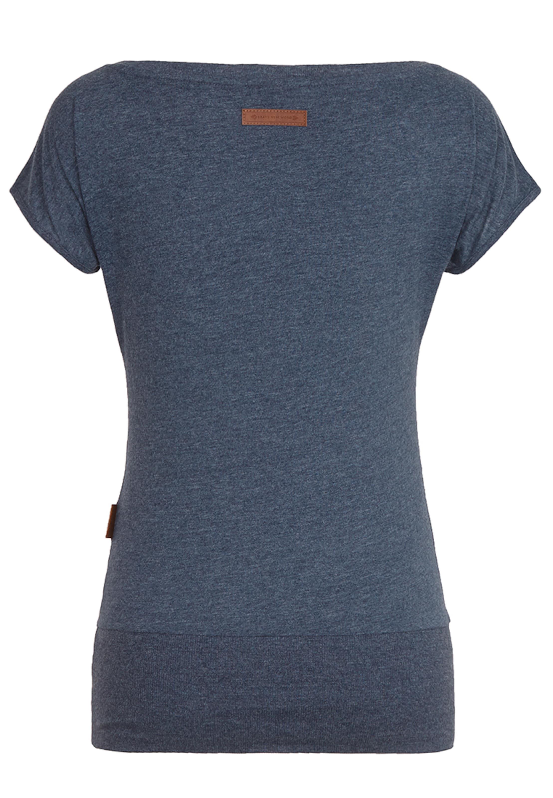 naketano T-Shirt 'Wolle' Günstig Kaufen Billig kN9Cmxs