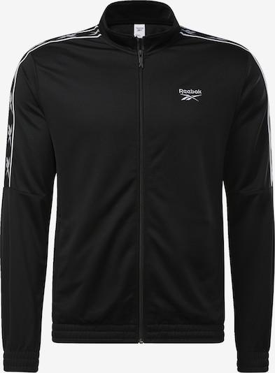 Reebok Classic Sportjas in de kleur Zwart, Productweergave