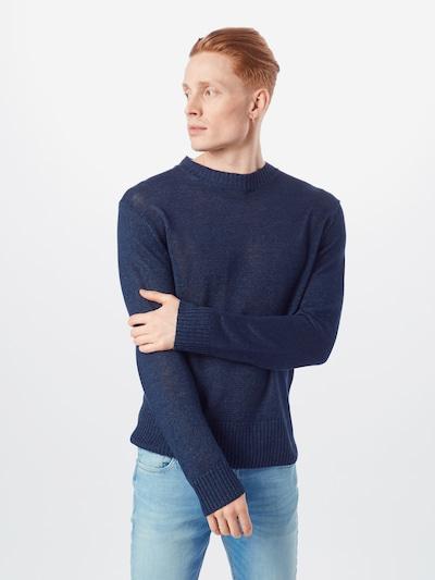 DRYKORN Pullover in navy, Modelansicht