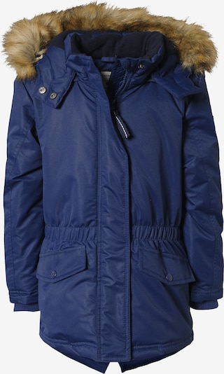 SALT AND PEPPER Parka in blau, Produktansicht