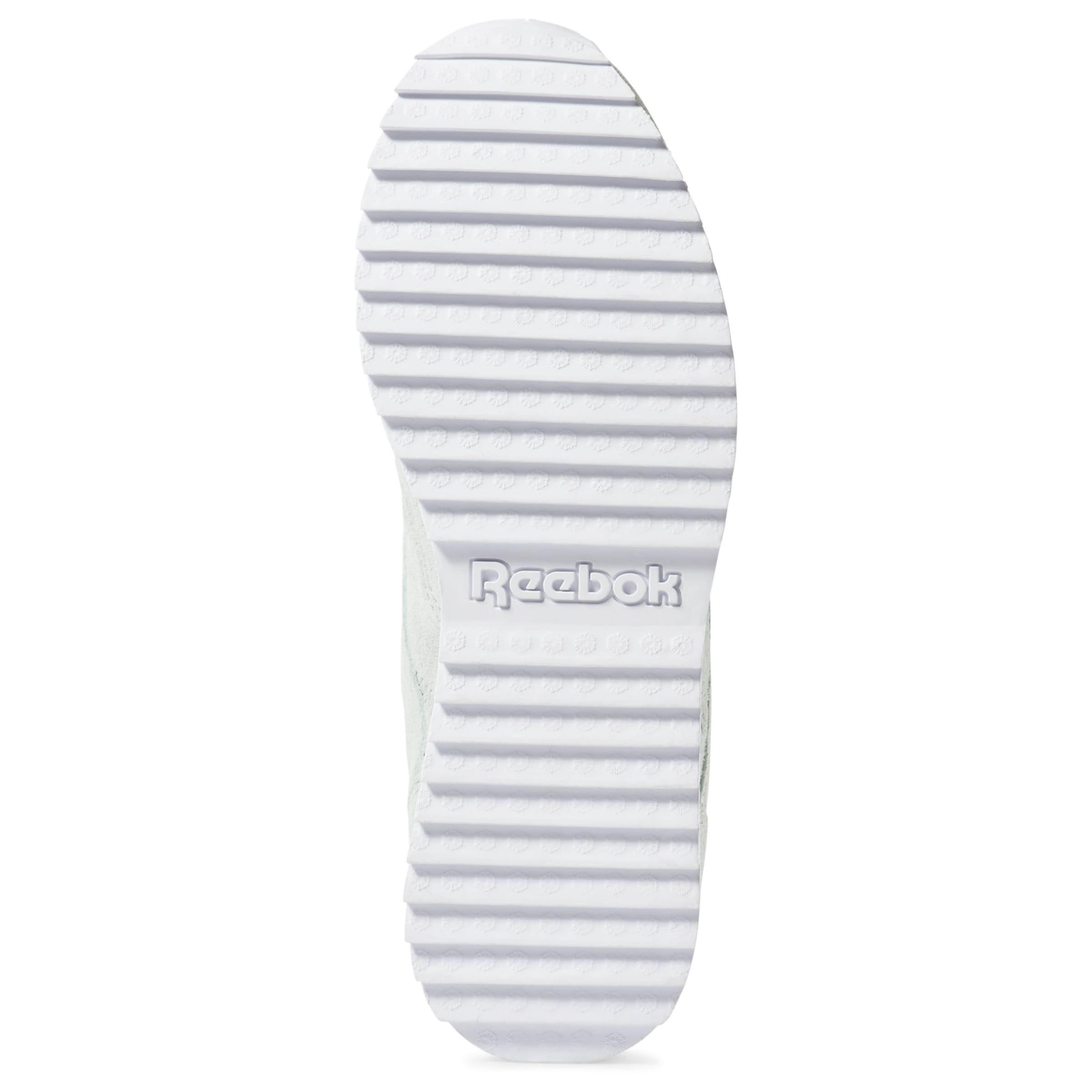 Sneaker Weiß Reebok Classic GelbHellgrau In ZwPOXTiuk