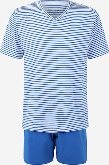 Pijama scurtă SCHIESSER pe aqua, Vizualizare produs