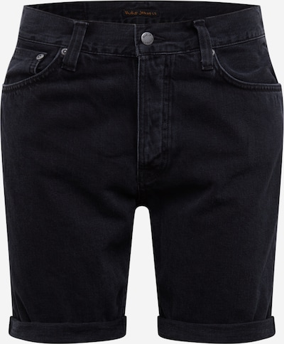 Nudie Jeans Co Jeansshorts 'Josh' in black denim, Produktansicht