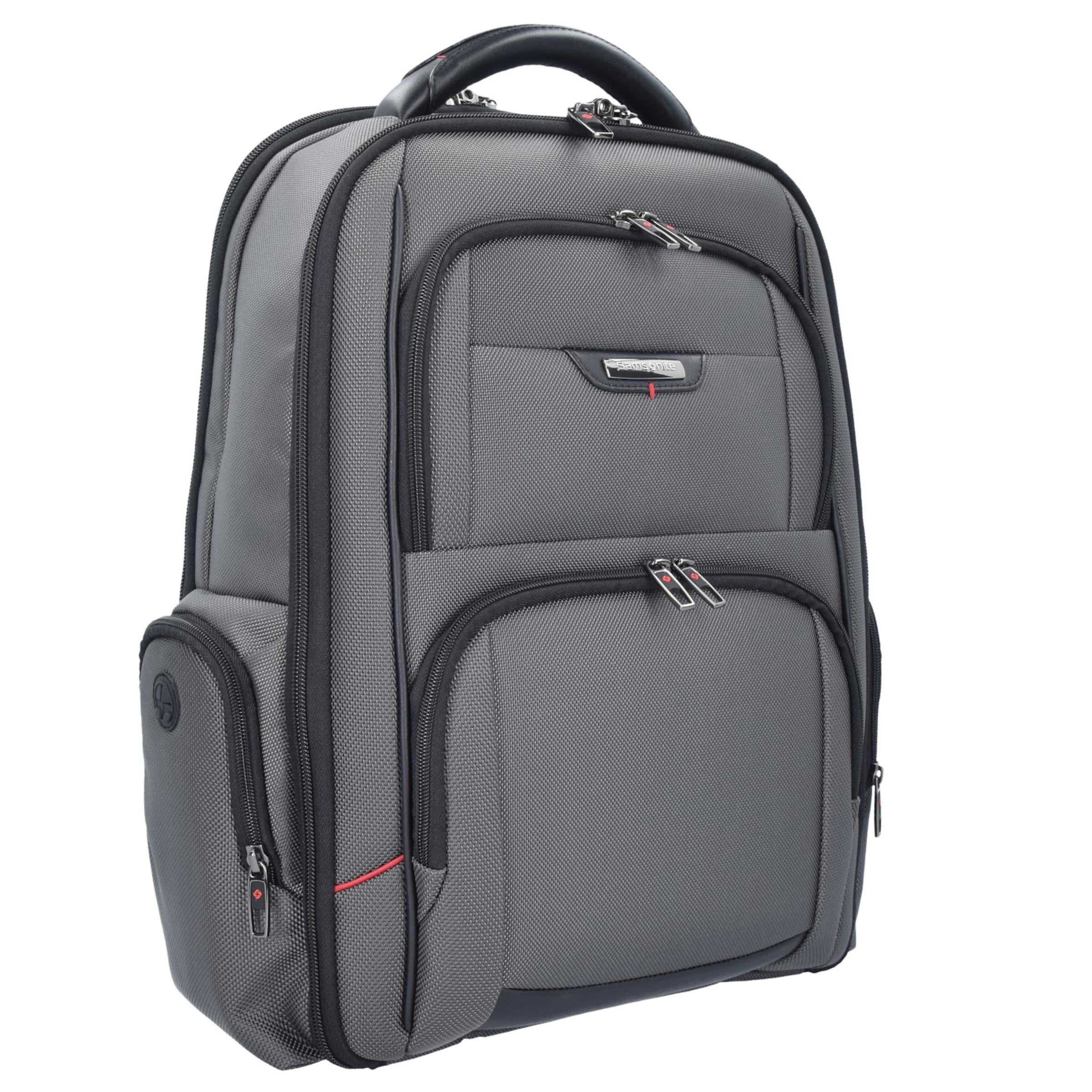 4 Laptopfach SAMSONITE cm SAMSONITE Rucksack 48 Pro DLX Pro wIIv48q