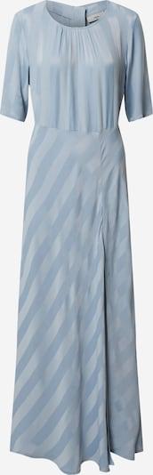 minimum Jurk 'Coruna' in de kleur Lichtblauw / Wit, Productweergave