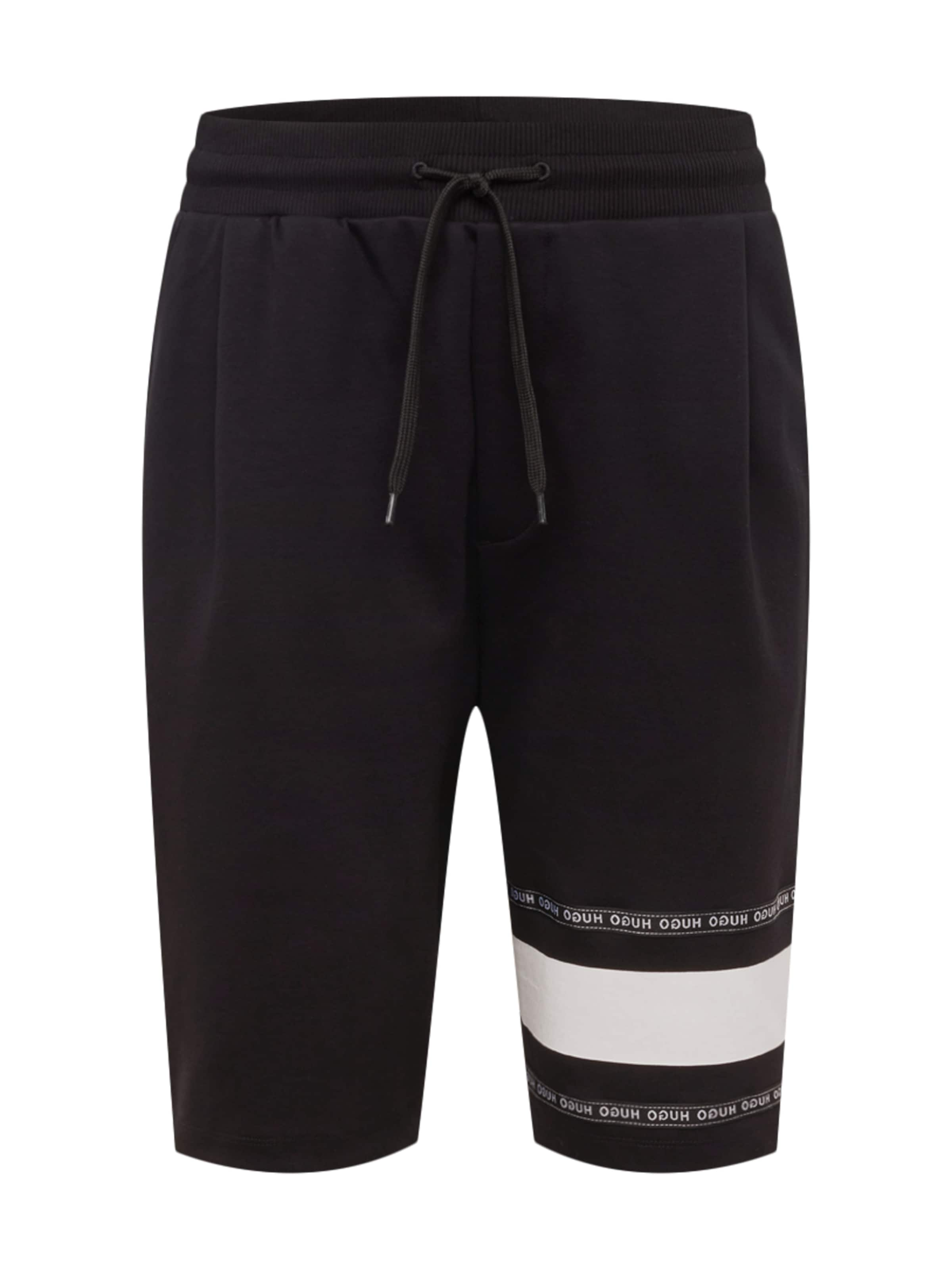 SchwarzWeiß Shorts 'dorts' In 'dorts' Hugo In Shorts Hugo SchwarzWeiß y7Ib6fYgvm