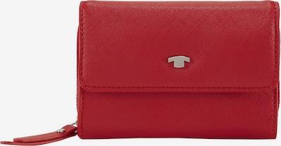 TOM TAILOR Bags Portemonnaie Trento in rot, Produktansicht