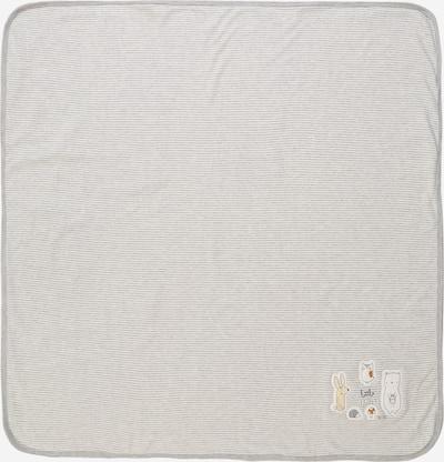 STACCATO Decke in graumeliert / weiß, Produktansicht