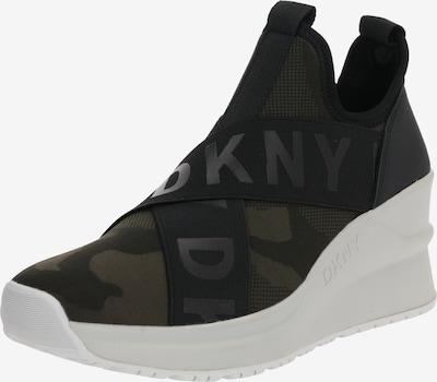 DKNY Sneaker 'LEYA ' in grün / schwarz / weiß, Produktansicht