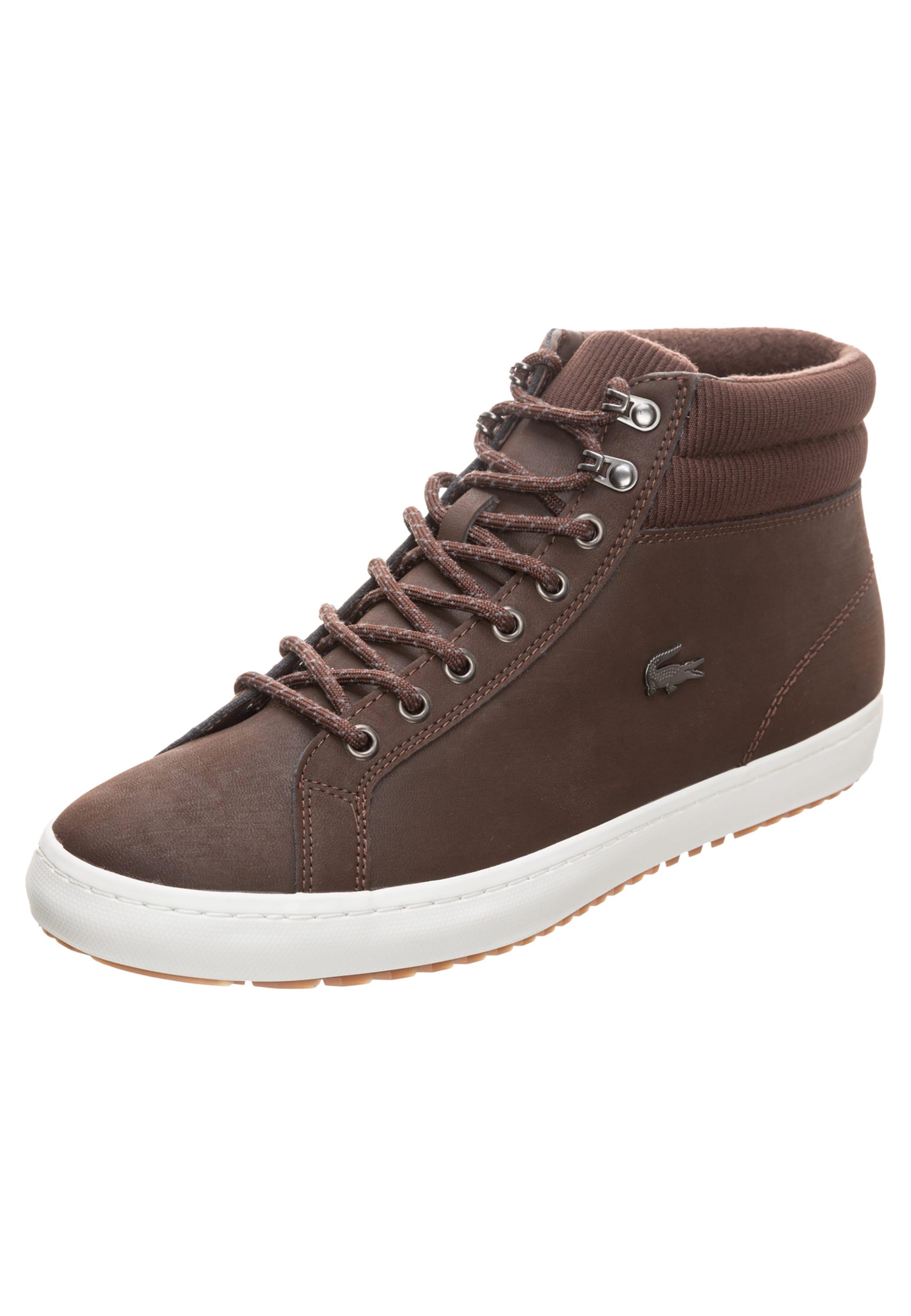 LACOSTE Sneaker Straightset Insulate Verschleißfeste billige Schuhe