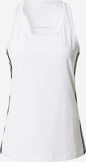 Sportiniai marškinėliai be rankovių iš ADIDAS PERFORMANCE , spalva - juoda / balta, Prekių apžvalga