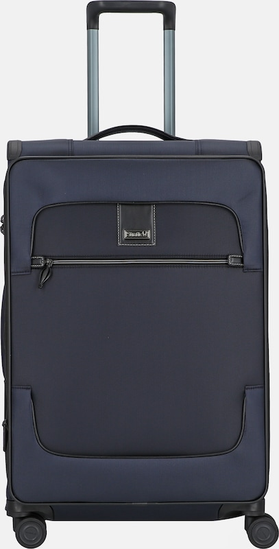 Stratic Trolley in navy: Frontalansicht