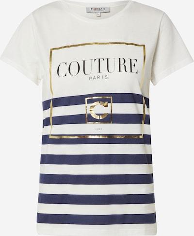 Morgan Shirt 'T-SHIRT' in offwhite, Produktansicht