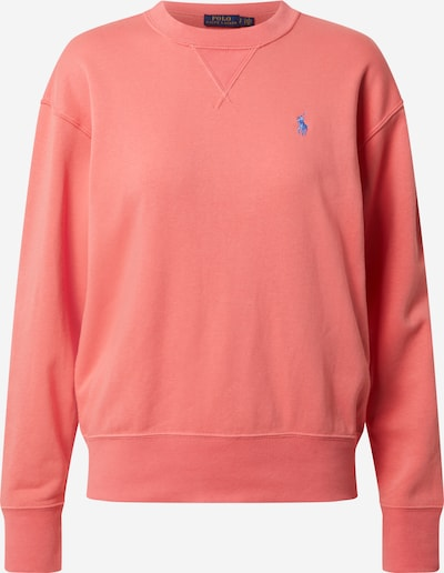 POLO RALPH LAUREN Sweatshirt in de kleur Pastelrood, Productweergave