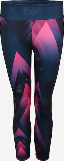 ZIENER Leggings 'Caravola' in navy / pink, Produktansicht