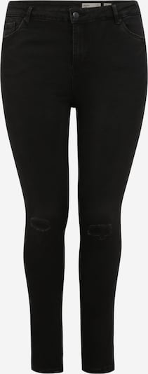 Vero Moda Curve Jeans 'Mr Slim VI112' in black denim, Produktansicht