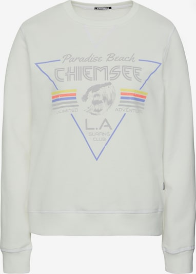 CHIEMSEE Sportief sweatshirt in de kleur Wit, Productweergave