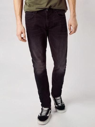 Lee Jeansy 'Luke' w kolorze czarny denimm, Podgląd na modelu(-ce)