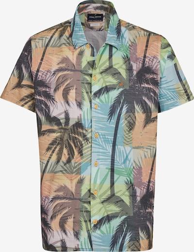 DANIEL HECHTER Hemd in orangerot, Produktansicht