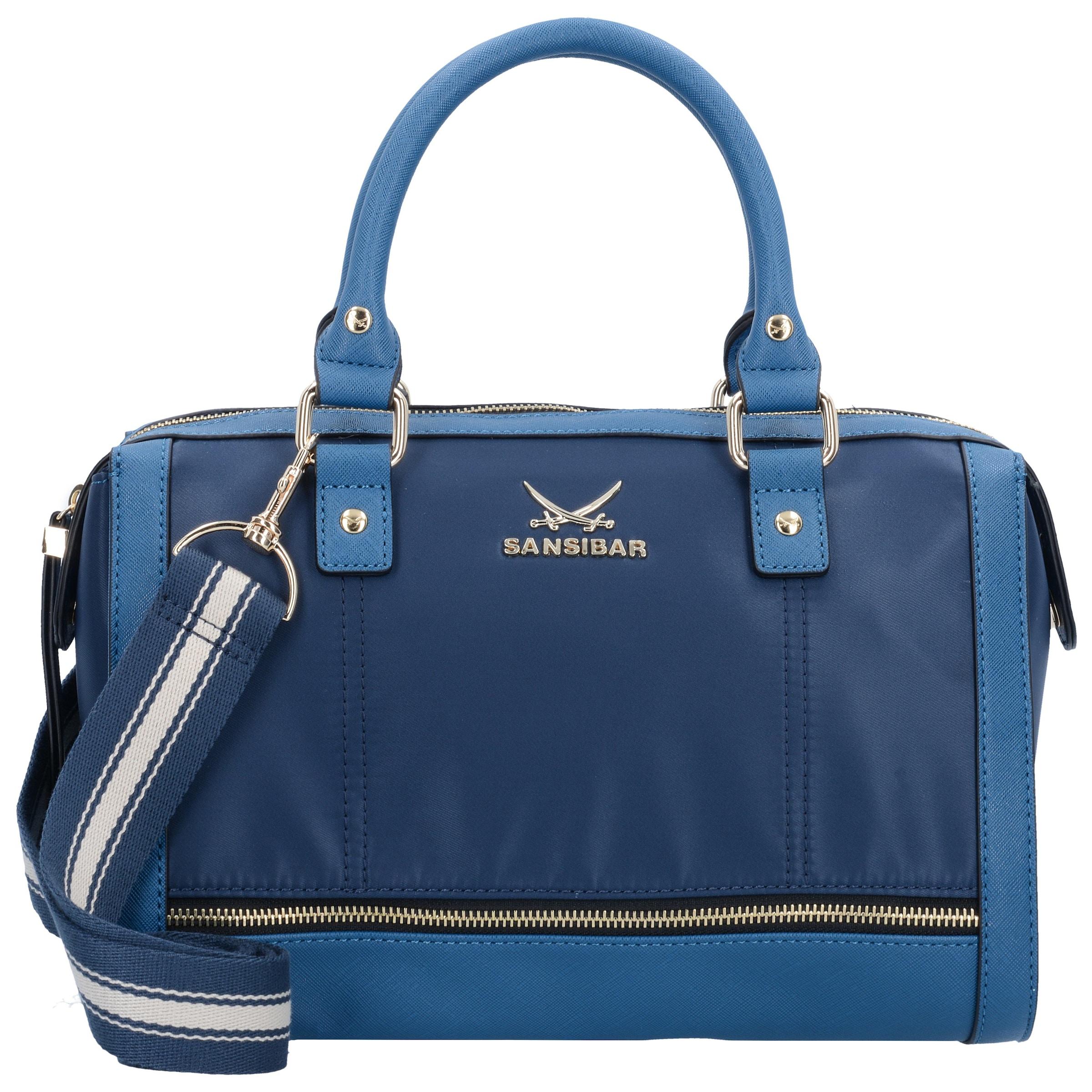 Gold In Sansibar Sansibar Handtasche BlauDunkelblau Nw0OnPkX8Z