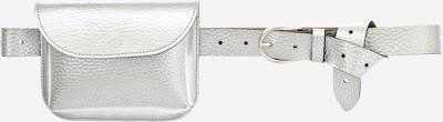VANZETTI Gürteltasche in silber, Produktansicht