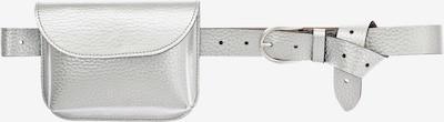 Borsetă VANZETTI pe argintiu, Vizualizare produs