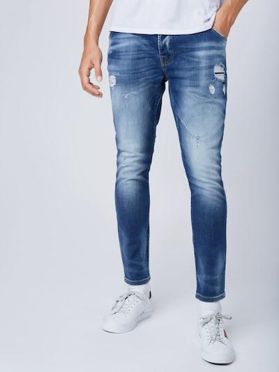 Goldgarn Džinsi 'NECKARAU' pieejami zils džinss, Modeļa skats