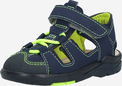 RICOSTA Zapatos abiertos 'Gery' en azul oscuro, Vista del producto