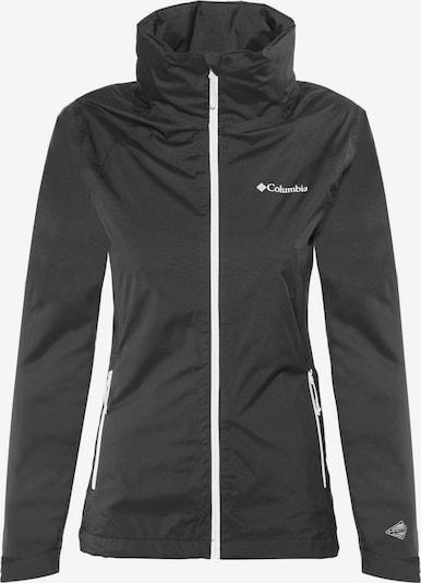 COLUMBIA Jacke 'Tapanga Trail' in schwarz / weiß, Produktansicht