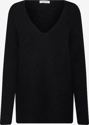 EDITED Pullover 'Fawini' in schwarz, Produktansicht