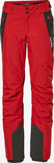 CHIEMSEE Sporthose in rot / schwarz, Produktansicht