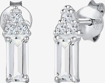 ELLI PREMIUM Ohrringe 'Vintage' in silber, Produktansicht