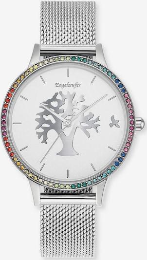 Engelsrufer Uhr in mischfarben / silber / weiß, Produktansicht