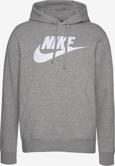 Nike Sportswear Majica | siva barva, Prikaz izdelka