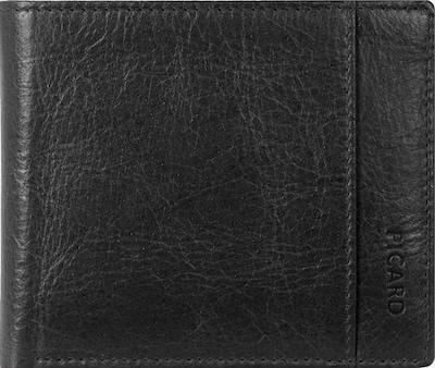 Picard Portemonnee in de kleur Zwart, Productweergave