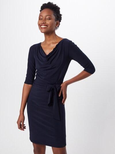 Vera Mont Pouzdrové šaty - tmavě modrá, Model/ka