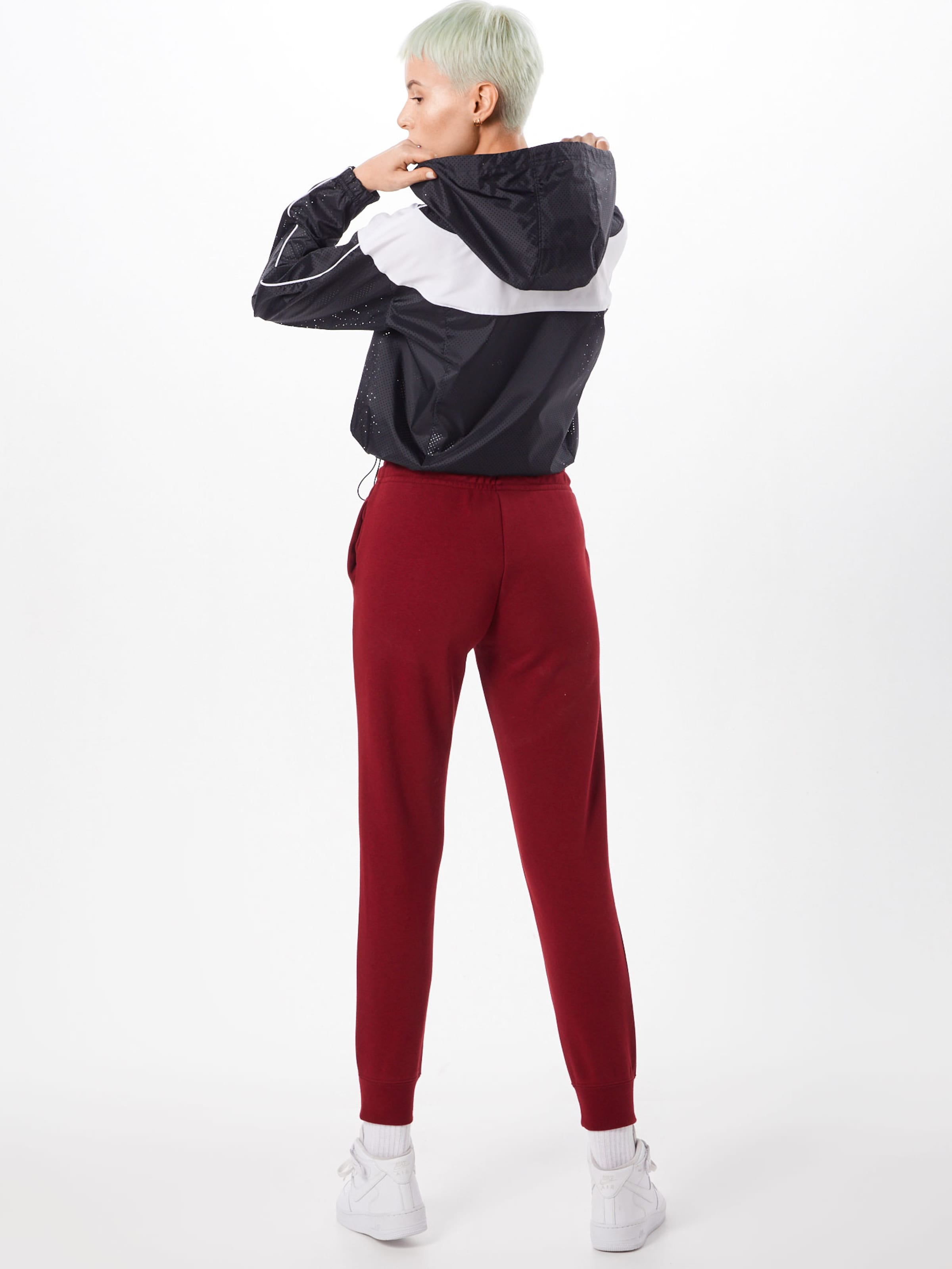 'essntl' Pantalon Rouge Nike Sportswear En WE9HIYeD2b