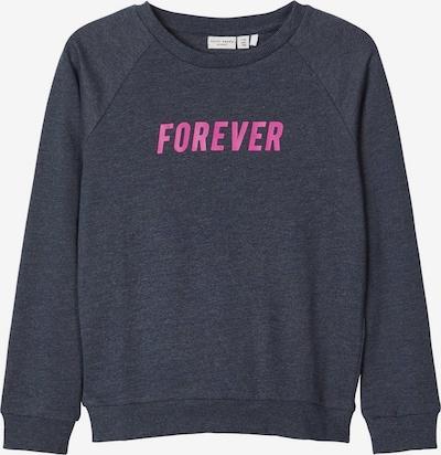 NAME IT Sweatshirt in navy / fuchsia, Produktansicht