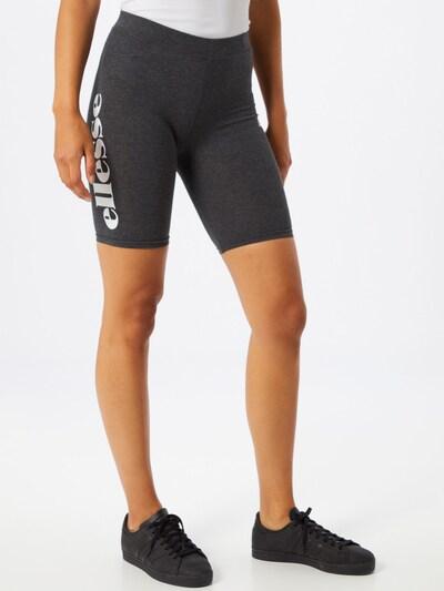ELLESSE Leggings 'Tour' en gris moteado / mezcla de colores, Vista del modelo