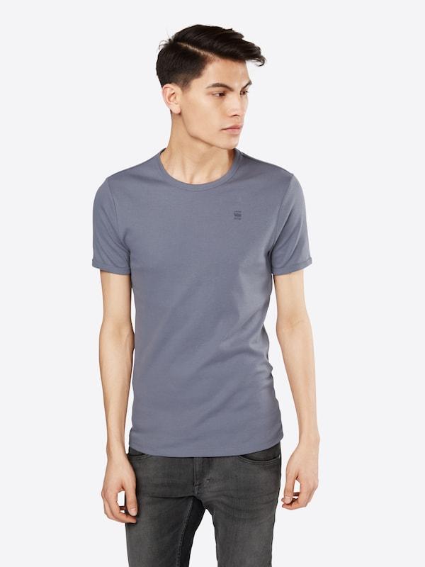 T-shirt Brut G-star Dans Un Paquet De 2 Avec Col Rond base