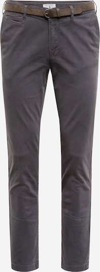 JACK & JONES Chino 'IROY JAMES SA ASPHALT' in de kleur Antraciet, Productweergave