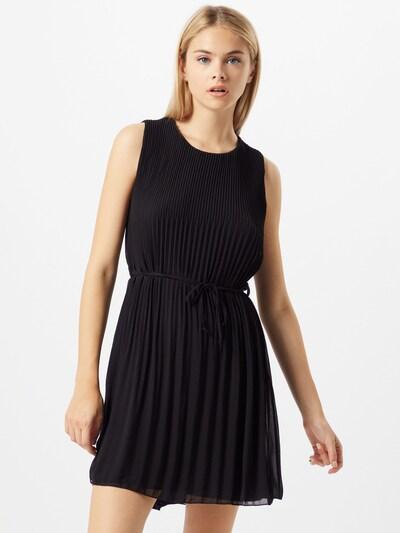 Sublevel Kleid in schwarz, Modelansicht