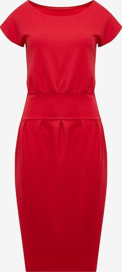 TALENCE Robe en rouge clair, Vue avec produit