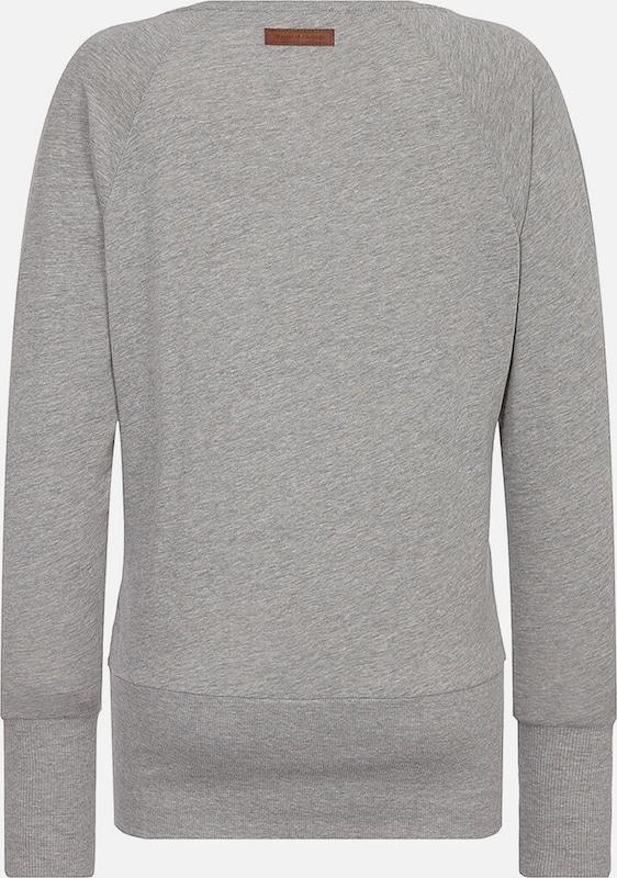 Fumé T Naketano Gris 'groupie' shirt En 9HEWD2I