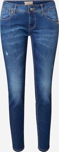 Gang Jeans 'FAYE' in blue denim: Frontalansicht