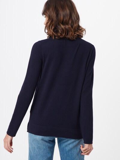 BRAX Sweter 'LISA' w kolorze kobalt niebieskim: Widok od tyłu