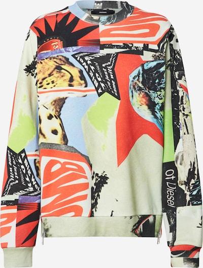 DIESEL Sweatshirt in de kleur Gemengde kleuren, Productweergave