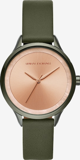 ARMANI EXCHANGE Uhr in khaki, Produktansicht